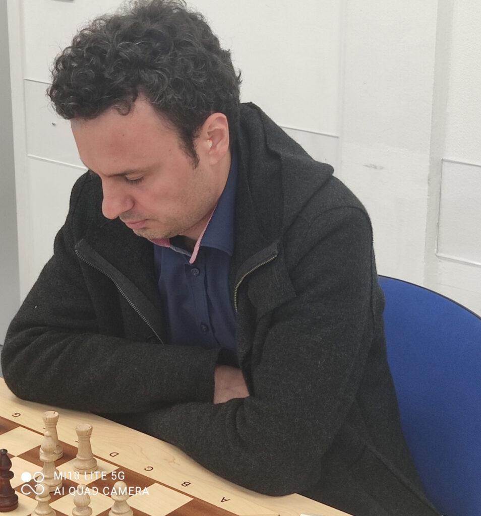 Tobias Ammon ist Mittelfränkischer Einzelmeister 2021